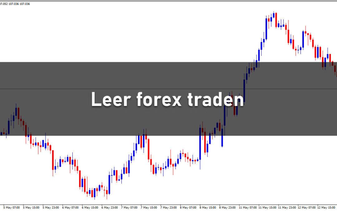 Leer forex traden