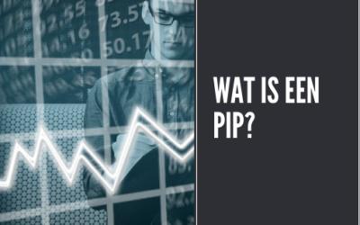 PIP Forex / Wat is een PIP eigenlijk?