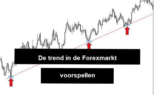 De trend op de Forexmarkt
