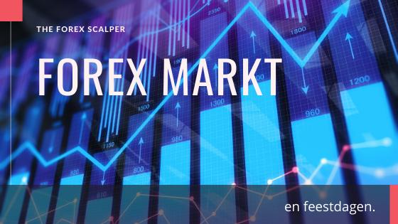 Forex markt en feestdagen
